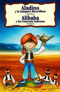 ALADINO Y LA LAMPARA MARAVILLOSA - ALIBABA Y LOS...
