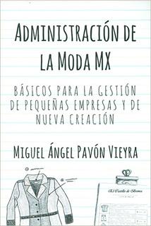 ADMINISTRACION DE LA MODA MX