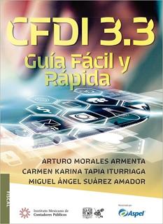 CFDI 3.3 GUIA FACIL Y RAPIDA