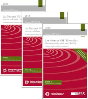 NORMAS INTERNACIONALES DE INFORMACION FINANCIERA (NIIF) 2018 (INCLUYE 3 VOLUMENES ACTUALIZADOS AL 2019)