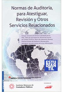 NORMAS DE AUDITORIA 2019 (ESTUDIANTIL) PARA...