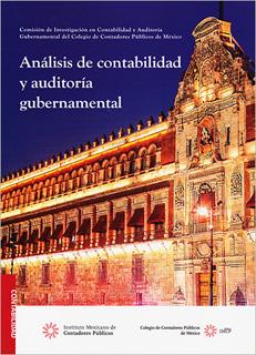 ANALISIS DE CONTABILIDAD Y AUDITORIA GUBERNAMENTAL