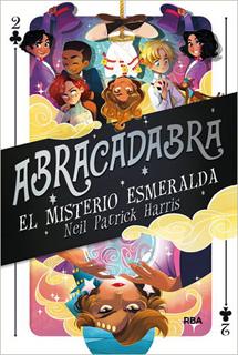 ABRACADABRA: EL MISTERIO ESMERALDA
