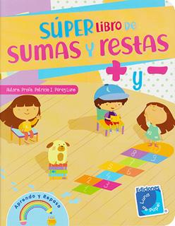 SUPER LIBRO DE SUMAS Y RESTAS