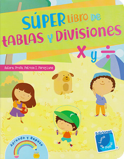 SUPER LIBRO DE TABLAS Y DIVISIONES