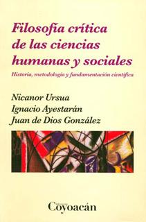 FILOSOFIA CRITICA DE LAS CIENCIAS HUMANAS Y...
