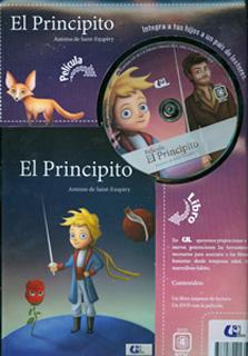 EL PRINCIPITO (INCLUYE DVD)