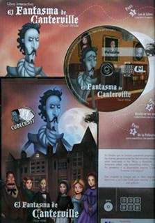 EL FANTASMA DE CANTERVILLE (INCLUYE DVD)