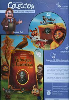 FABULAS Y CUENTOS TOMO 1 (INCLUYE CD)