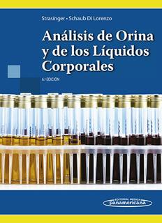 ANALISIS DE ORINA Y DE LOS LIQUIDOS CORPORALES