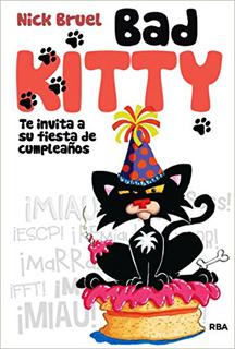 BAD KITTY TE INVITA A SU FIESTA DE CUMPLEAÑOS