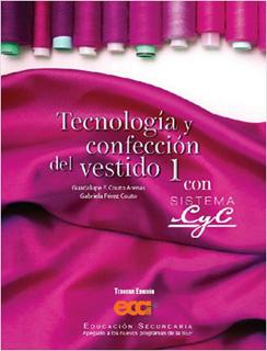 TECNOLOGIA Y CONFECCION DEL VESTIDO 1 CON SISTEMA CYC