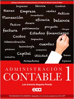 ADMINISTRACION CONTABLE 1 SECUNDARIA