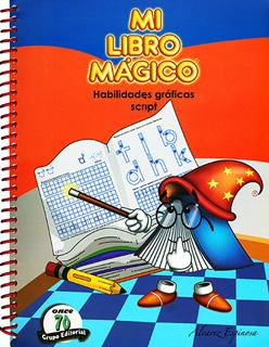 MI LIBRO MAGICO: HABILIDADES GRAFICAS SCRIPT...