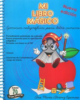 MI LIBRO MAGICO: EJERCICIOS CALIGRAFICOS PARA...