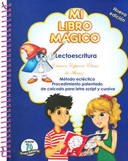 MI LIBRO MAGICO: LECTOESCRITURA KINDER 3