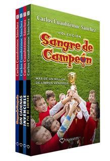 PAQUETE SANGRE DE CAMPEON (INCLUYE SANGRE DE...