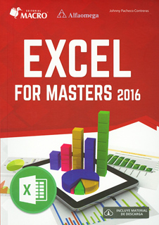 EXCEL FOR MASTER 2016