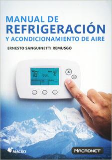 MANUAL DE REFRIGERACION Y ACONDICIONAMIENTO DE...