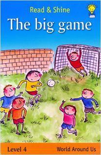 READ & SHINE: THE BIG GAME