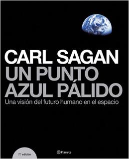 UN PUNTO AZUL PALIDO UNA VISION DEL FUTURO HUMANO...
