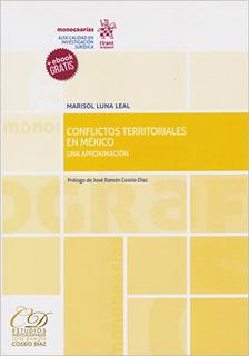 CONFLICTOS TERRITORIALES EN MEXICO: UNA...
