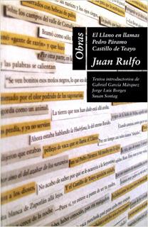 OBRAS: EL LLANO EN LLAMAS - PEDRO PARAMO -...