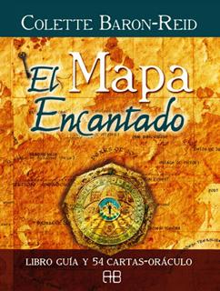 EL MAPA ENCANTADO (LIBRO Y CARTAS)