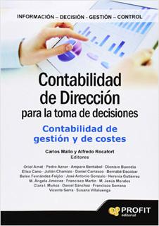 CONTABILIDAD DE DIRECCION PARA LA TOMA DE DECISIONES