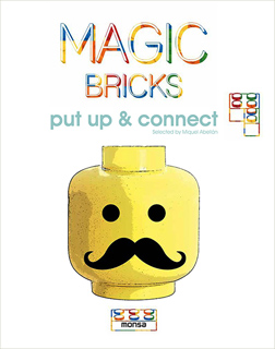MAGIC BRICKS PUT UP & CONNECT (BILINGUE)