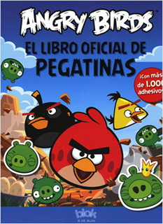 ANGRY BIRDS: EL LIBRO OFICIAL DE PEGATINAS