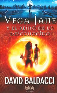 VEGA JANE Y EL REINO DE LO DESCONOCIDO