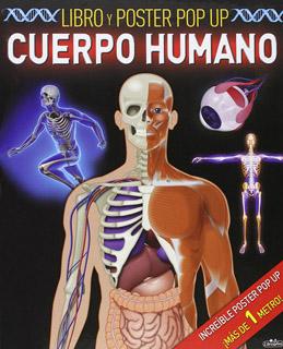 CUERPO HUMANO (LIBRO Y POSTER POP-UP)