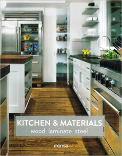 KITCHEN & MATERIALS: WOOD, LAMINATE, STEEL