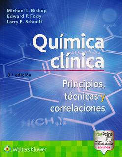 QUIMICA CLINICA: PRINCIPIOS, TECNICAS Y...