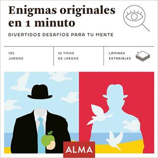 ENIGMAS ORIGINALES EN 1 MINUTO: DIVERTIDOS...