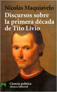 DISCURSOS SOBRE LA PRIMERA DECADA DE TITO LIVIO