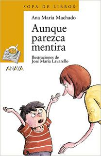 AUNQUE PAREZCA MENTIRA