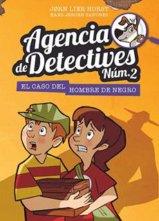AGENCIA DE DETECTIVES NUM. 2: EL CASO DEL HOMBRE...