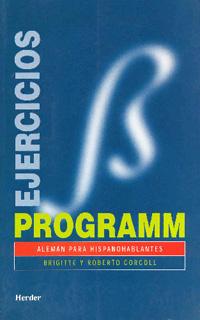 PROGRAMM EJERCICIOS: ALEMAN PARA HISPANOHABLANTES