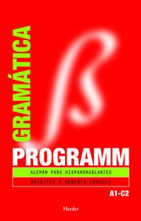 PROGRAMM GRAMATICA: ALEMAN PARA HISPANOHABLANTES