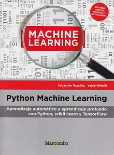 PYTHON MACHINE LEARNING: APRENDIZAJE AUTOAMTICO Y...