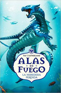 ALAS DE FUEGO VOL. 2: LA HEREDERA PERDIDA