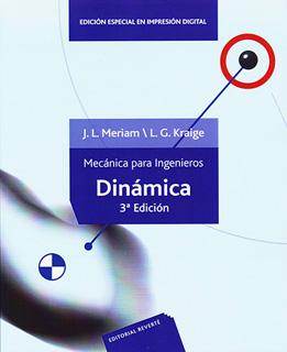 MECANICA PARA INGENIEROS DINAMICA (EDICION...