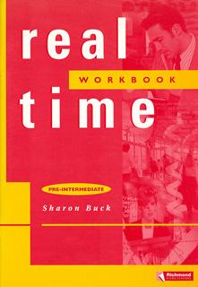 REAL TIME PRE-INTERMEDIATE WORKBOOK
