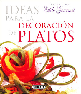 IDEAS PARA LA DECORACION DE PLATOS