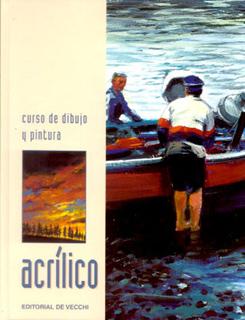 CURSO DE DIBUJO Y PINTURA: ACRILICO