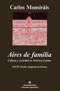AIRES DE FAMILIA CULTURA Y SOCIEDAD DE AMERICA LATINA