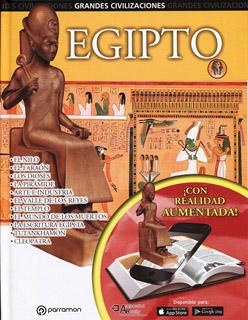 EGIPTO (GRANDES CIVILIZACIONES)