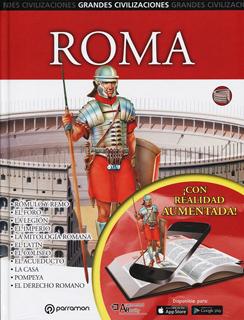 ROMA (GRANDES CIVILIZACIONES)